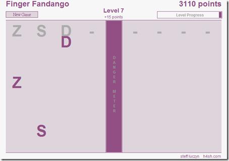 Finger Fandango