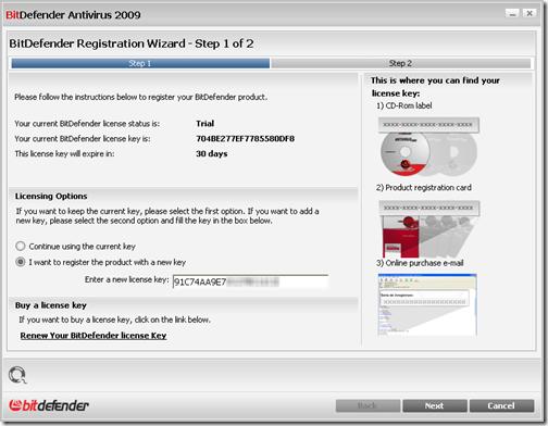 BitDefenderAntivirus2009.Register