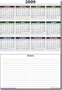 Calendar.2009.Yearly.Portrait