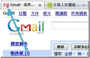 Gmail Unread Message Count in Favicon