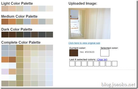 CSSDrive.ColorsPalleteGenerator
