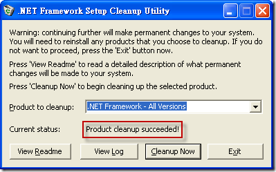.NETFrameworkCleanup.03