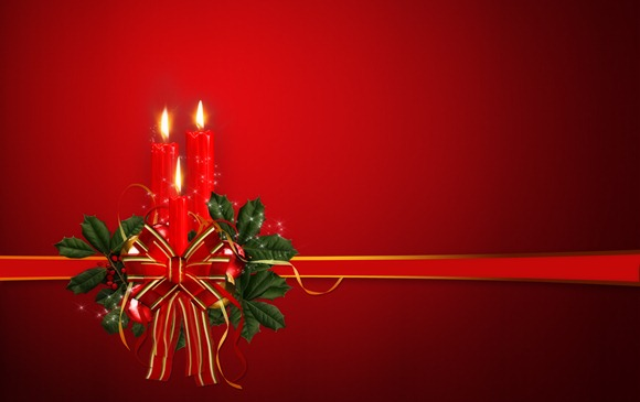 Christmas Joy Widescreen by `DigitalPhenom