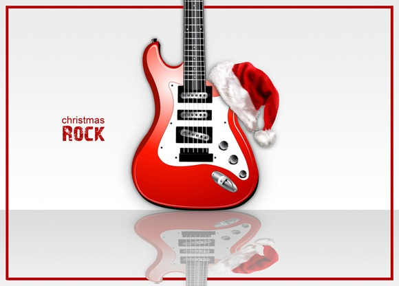 Christmas Rocks by ~torchdesigns