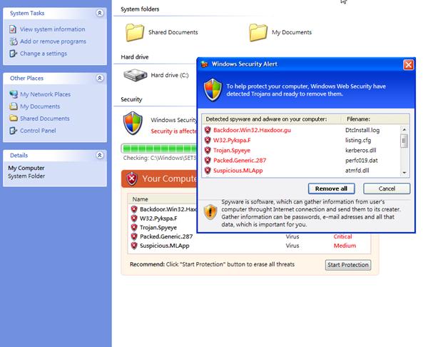 首次掛馬記 - 偽安全工具的網頁