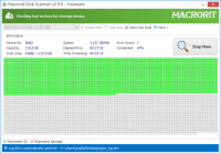 Macroit Disk Scanner – 檢查硬碟是否有壞軌(支援 SSD、記憶卡、隨身碟)